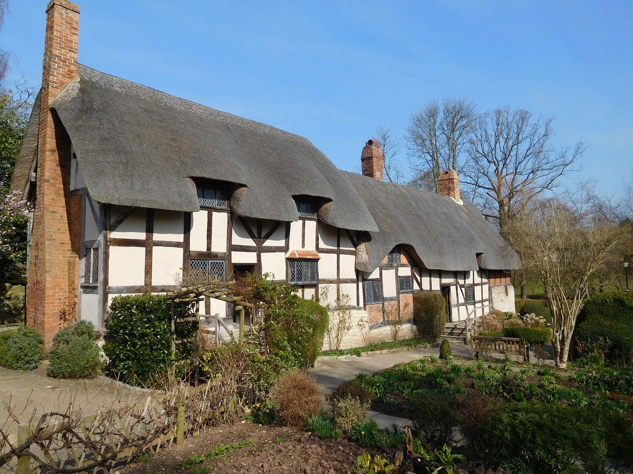 Mary Arden's cottage, Stratford Upon Avon